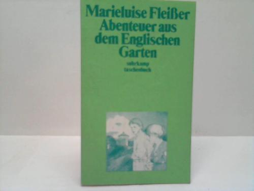 Abenteuer aus dem Englischen Garten . Geschichten