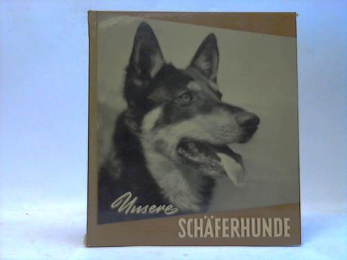 Unsere Schäferhunde. Porträt einer Hundefamilie