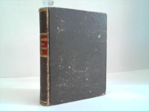 Ansichten der Natur mit wissenschaftlichen Erläuterungen. 2 Bände in Einem