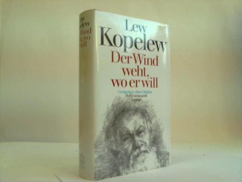 Der Wind weht, wo er will. Gedanken über Dichter