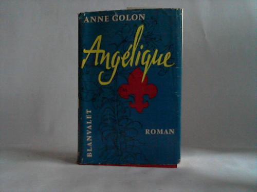 Angelique. Roman