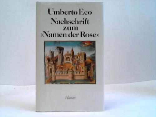 Nachschrift zum Namen der Rose