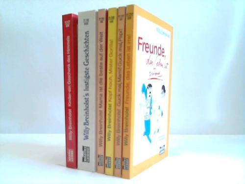 6 verschiedene Bände