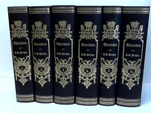 Illustrirtes Thierleben. 6 Bände