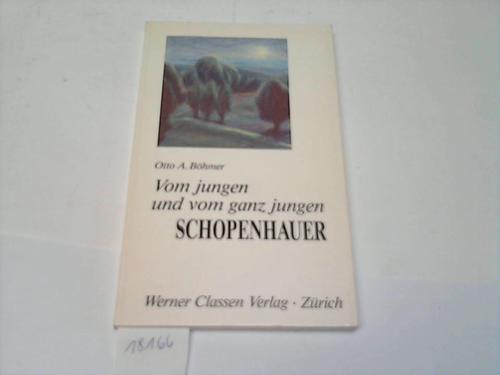 Vom jungen von vom ganz jungen Schopenhauer