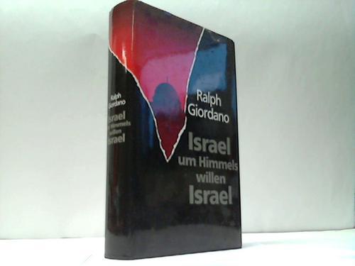 Israel um Himmels willen Israel