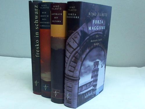 4 verschiedene Bände