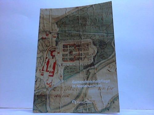 Gartendenkmalpflege in Niedersachsen. Dokumentation des Kolloquiums ovm 29./30. Oktober 1993 in Hannover