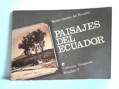 Paisaljes del Ecuador. Colección Martinez del Fondo Audiovisual del Archivo Histórico del Banco Central del Ecuador