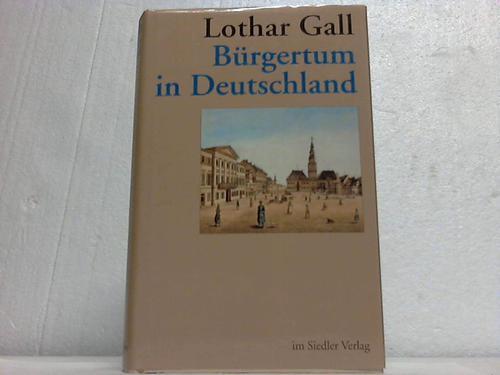 Bürgertum in Deutschland