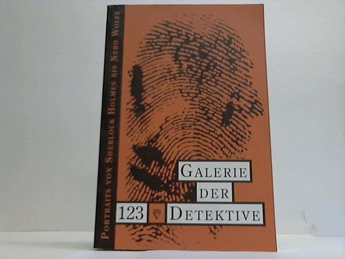 Galerie der Detektive. Excellent !  I cried. Elementary, said he