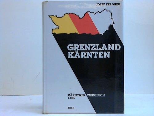 Grenzland Kärnten. Kärntner Weissbuch 2. Teil