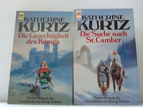 Die Gerechtigkeit des Königs. Die Suche nach Sankt Chamber. 2 Bände