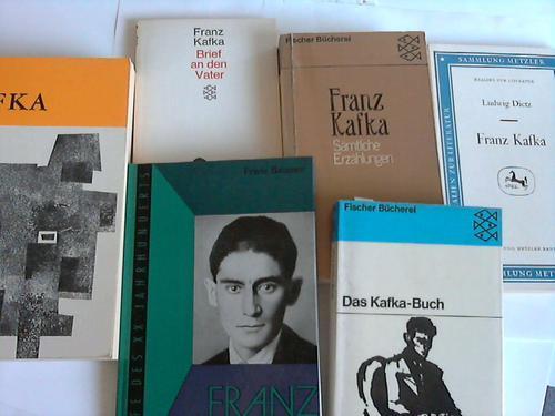 Sammlung von 6 Bänden
