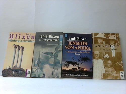 6 verschiedene Bände - Blixen, Tania
