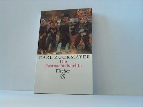 Zuckmayer, Carl 8 verschiedene Bände