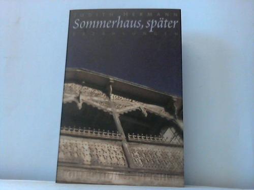 Sommerhaus, später. Erzählungen