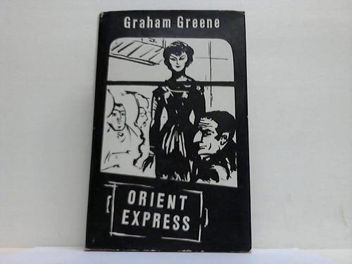 Orientexpress. Roman