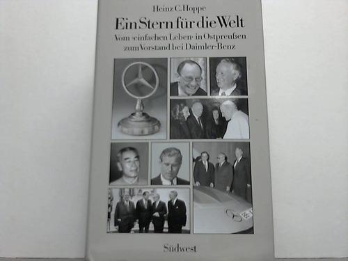 Ein Stern für die Welt. Vom einfachen Leben in Ostpreußen zum Vorstand bei Daimler-Benz