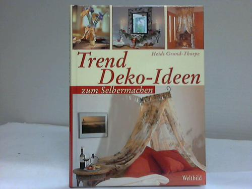 Trend Deko-Ideen