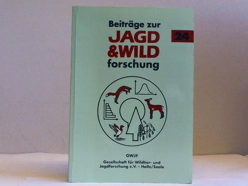 Gesellschaft für Wildtier- u. Jagdforschung e. V. (Hrsg.) Beiträge zur Jagd- & Wildforschung. Band 24