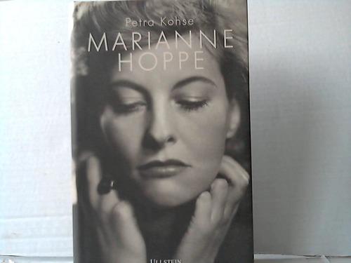 Marianne Hoppe. Eine Biografie