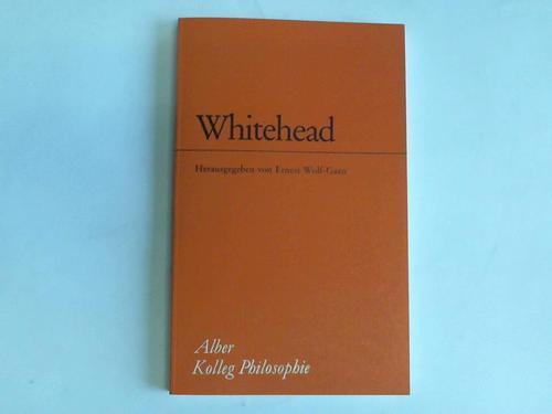 Whitehead. Einführung in seine Kosmologie