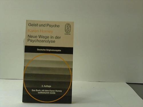 Neue Wege in der Psychoanalyse