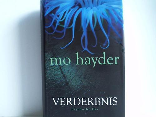 Verderbnis - Hayder, Mo
