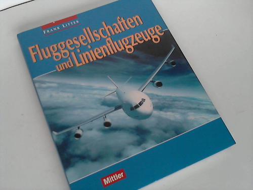 Fluggesellschaften und Linienflugzeuge