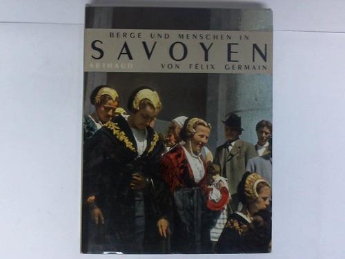 Berge und Menschen in Savoyen