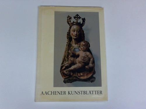 Aachener Kunstblätter. Band 44