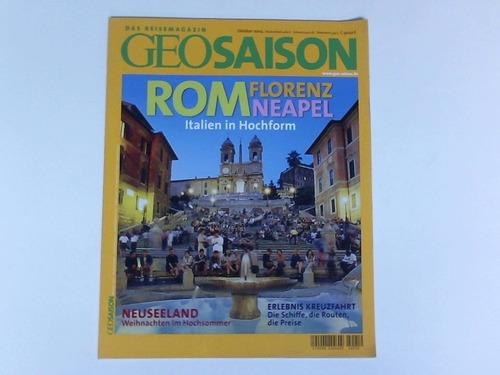 Rom Florenz Neapel. Italien in Hochform