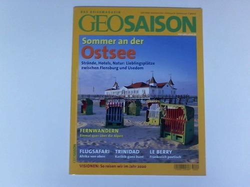 Sommer an der Ostsee. Strände, Hotels, Natur: Lieblingsplätze zwischen Flensburg und Usedom