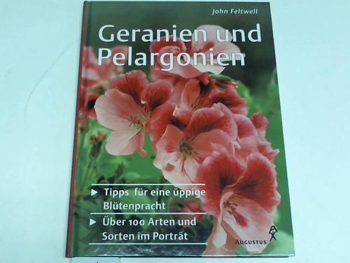 Geranien und Pelargonien. Tipps für eine üppige Blütenpracht. Über 100 Arten und Sorten im Porträt