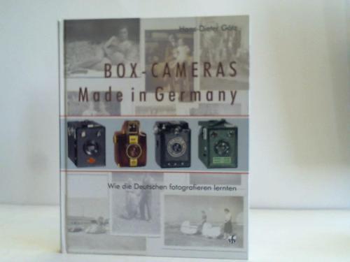 Box-Cameras. Made in Germany. Wie die Deutschen fotografieren lernten