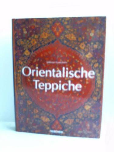 Der christlich orientalische Teppich. Eine Darstellung der ikonographischen und ikonologischen Entwicklung von den Anfängen bis zum 18. Jahrhundert