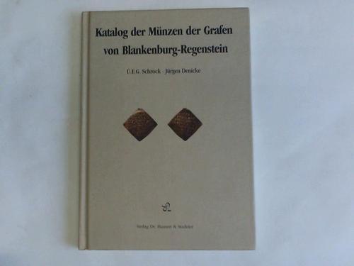 Katalog der Münzen der Grafen von Blankenburg-Regenstein