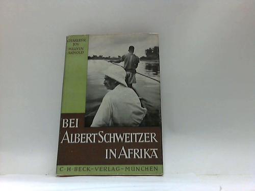 Bei Albert Schweitzer in Afrika