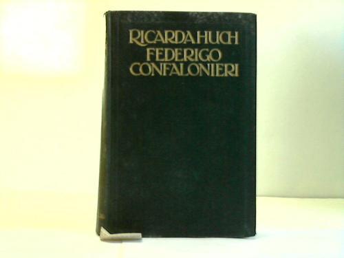 Das Leben des Grafen Friderigo Consalonieri