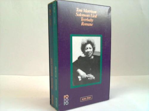 Solomons Lied. Teerbaby. 2 Bände - Morrison, Toni
