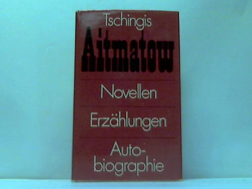 Novellen-Erzählungen-Autobiographie