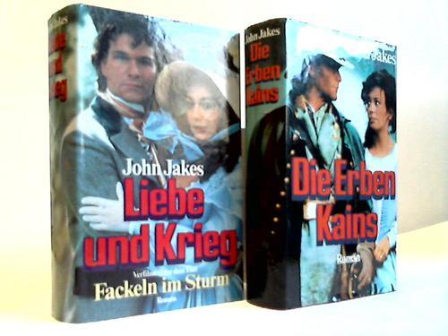 Liebe und Krieg. Die Erben Kains. Romane. 2 Bände