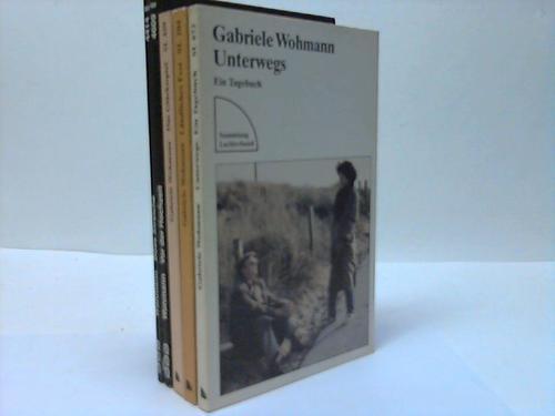 5 verschiedene Bände - Wohmann, Gabriele