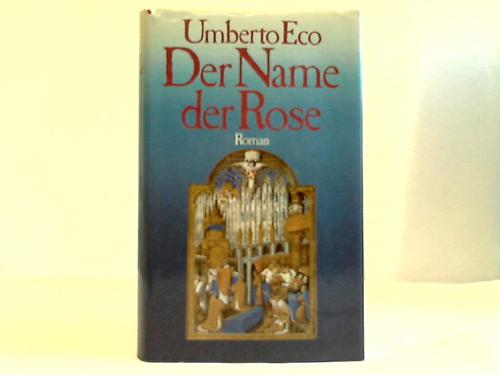 Der Name der Rose. Roman