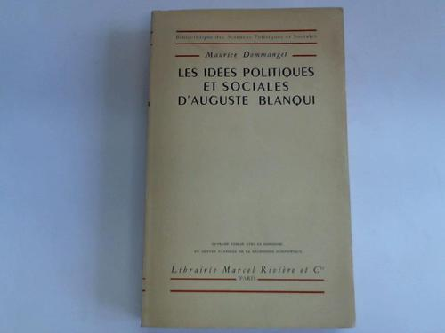 Les idees politiques et sociales d