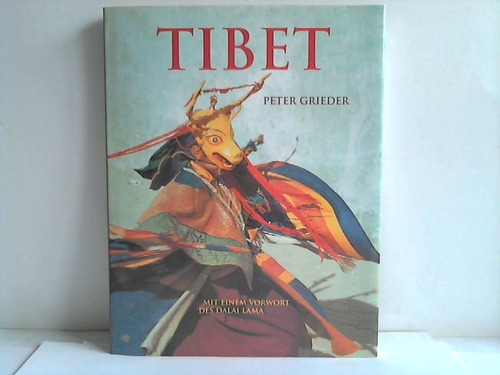 Tibet. Miti einem Vorwort vom Dalai Lama