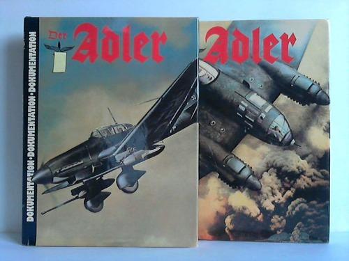 Eine kommentierte Auswahl abgeschlossener, völlig unveränderter Beiträge aus der Propaganda-Zeitschrift der Deutschen Luftwaffe - 4. und 5. Band. 2 Bände