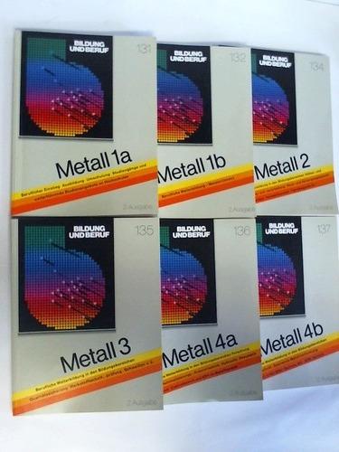Metall. 4 Bände in 6 Bänden