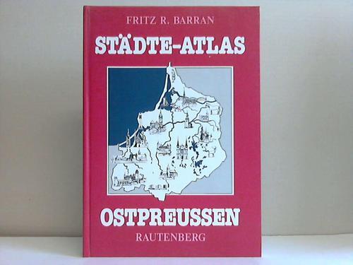 Städte-Atlas Ostpreussen